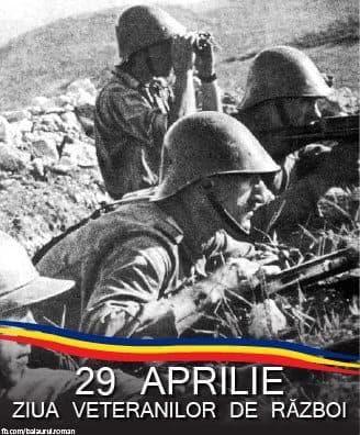 Cătălin Silegeanu: Sacrificiul de odinioară al veteranilor de război, impune respectul nostru de astăzi!