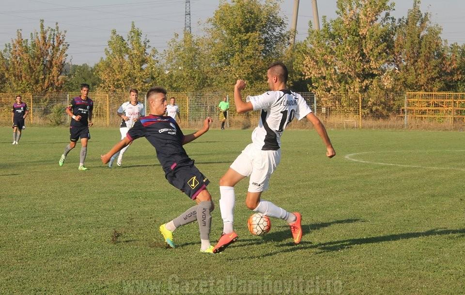 Invincibilă, dar fără victorie! FC Aninoasa a remizat cu Filiași în etapa a treia a campionatului