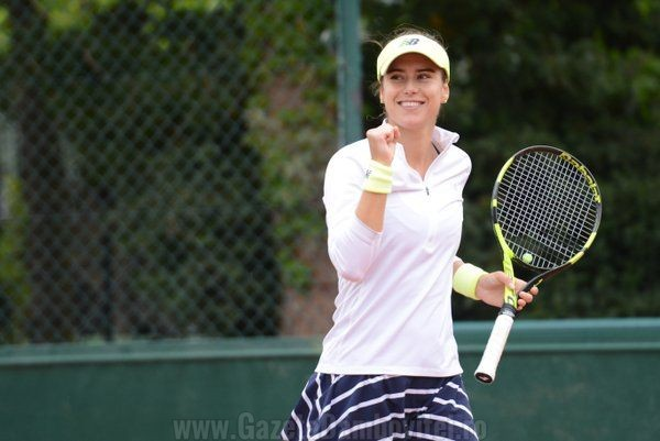 Tenis. Sorana Cîrstea, în semifinale la Biarritz