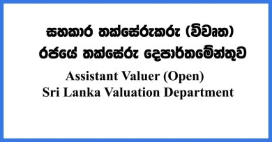 Assistant-Valuer