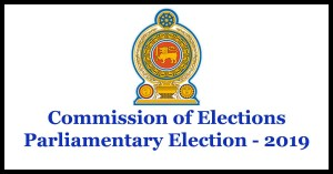 Commission of Elections - Parliamentary Election - 2019