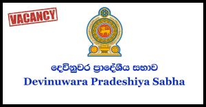 Health Labourer, Work/Field Labourer - Devinuwara Pradeshiya Sabha