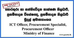 ICT-Officer,-Procurement-Specialist,