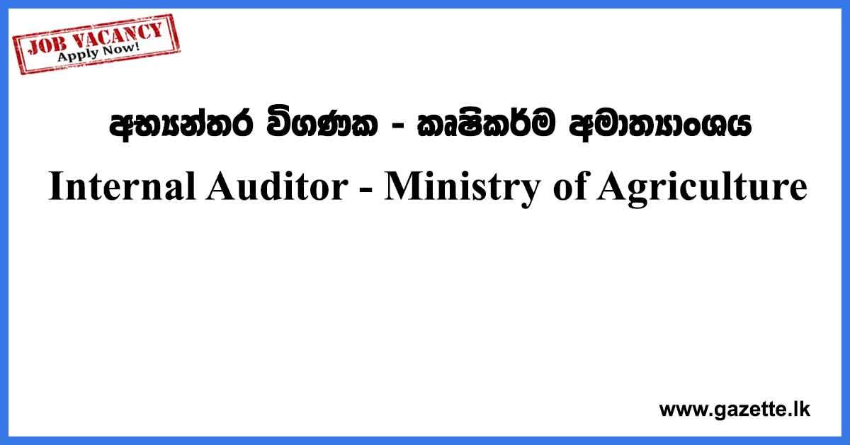 Internal-Auditor