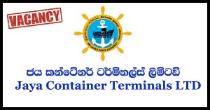 Jaya Container Terminals LTD
