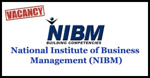 National Institute of Business Management (NIBM)