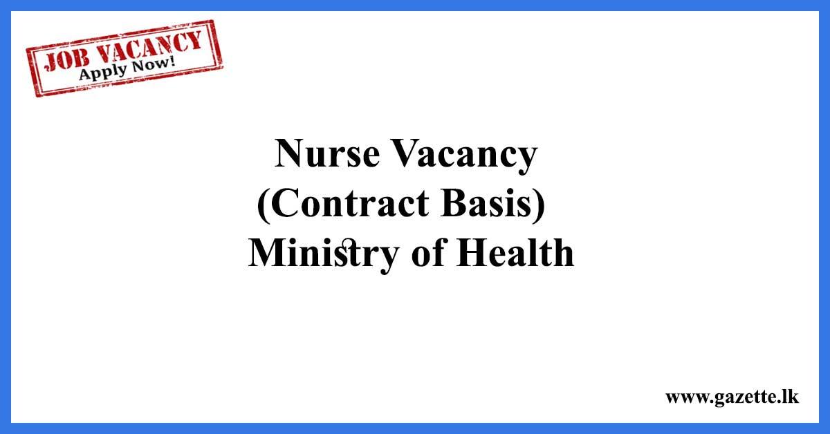 Nurse-Vacancy-Ministry-of-Health