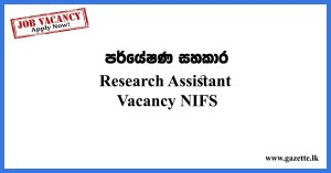 Research-Assistant-Vacancy-NIFS