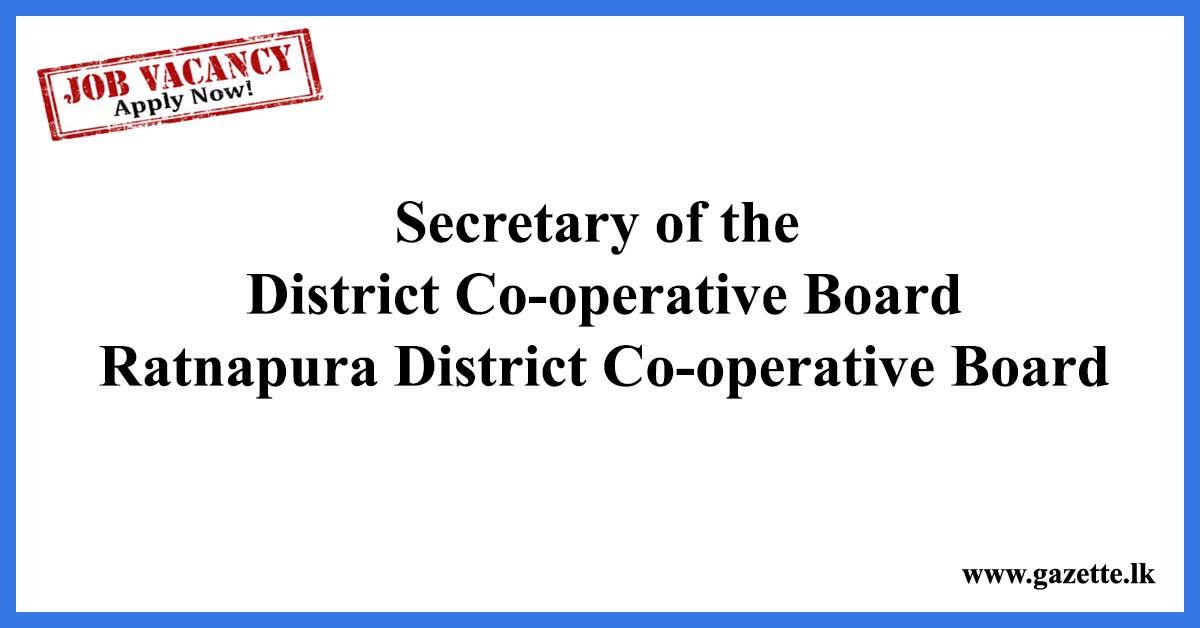 Secretary of the Board