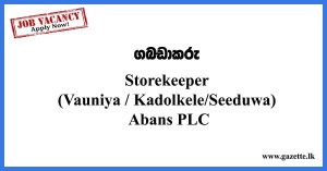 Storekeeper