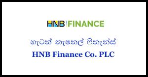 hnb-finance-vacancies