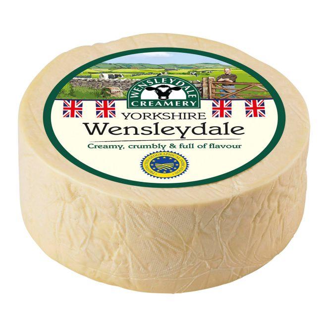 Gazette Series: Wensleydale cheese. Picture credit: Wensleydale Creamery