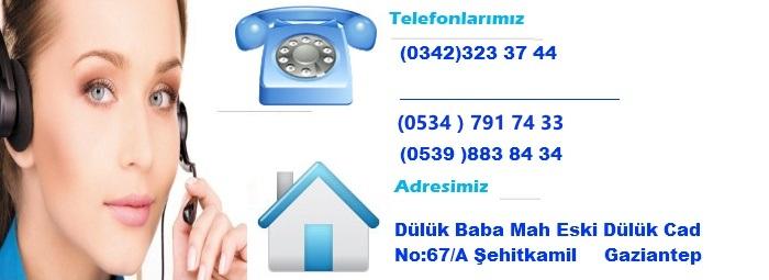 gaziantep-yetkili-servisi-iletisim-bilgileri