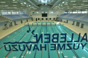 Alleben Yüzme Havuzu