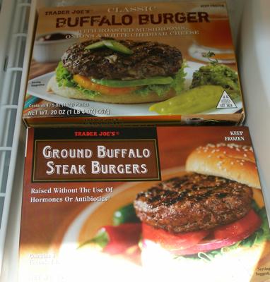 bisonburgers