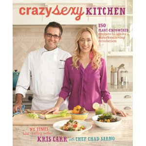 Crazy sexy cookbook
