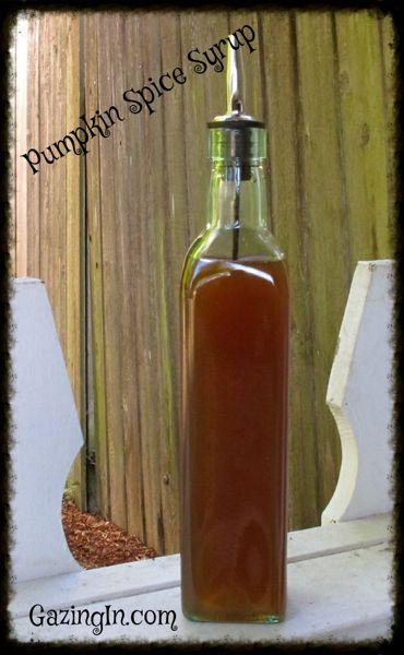 pumpkinspicesyrup