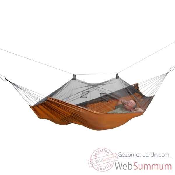 hamac moskito traveller pro amazonas az 1030210 dans de luxe sur gazon et jardin