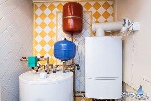 Водогрейные котлы малой теплопроизводительности