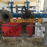 Монтаж водогрейного котла КОЛВИ-400