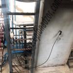 Режимная наладка водогрейного котла КВГ-6,5-150