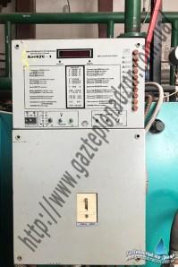 Режимная наладка водогрейного котла КСВ-0,63 ВК-34