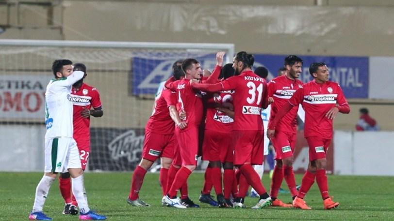 Ξάνθη - Παναθηναϊκός 1-0
