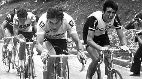 Giro 1974: Merckx soffre sulle Tre Cime e salva in quinto trionfo per soli 12