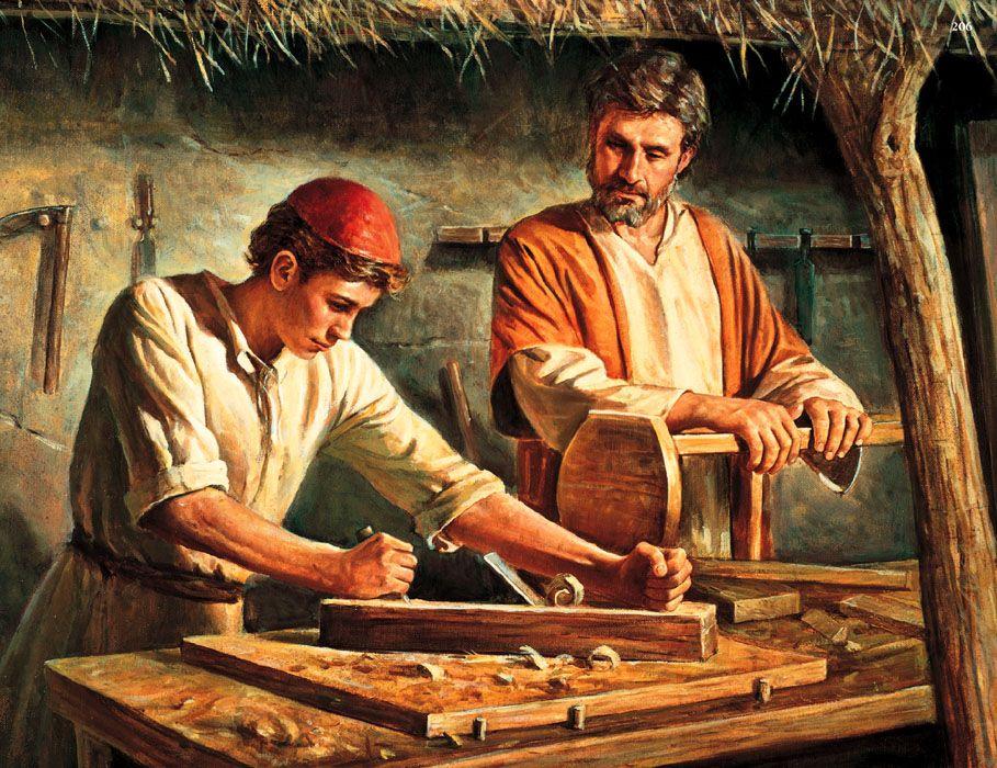 Il Santo di oggi 1 Maggio 2019 San Giuseppe, Lavoratore » La Gazzetta della Val d'Agri