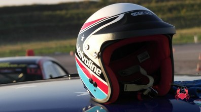 Il casco di Salvatore Pigna Pignanelli