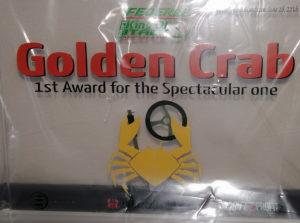 Il Granchio d'Oro - Golden Crab