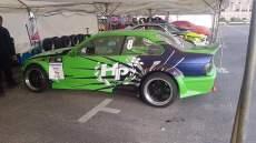 L'auto di Riccardo Piddy 45 Guidetti