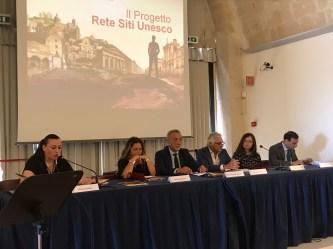 CONFERENZA MATERA PROGETTO UNESCO
