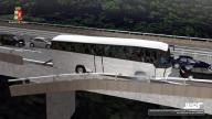 Bus in scarpata:ira familiari vittime, non è giustizia