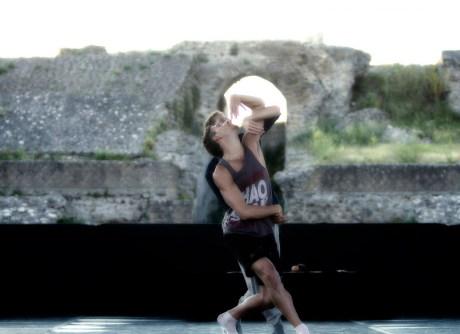 Sasha Riva e Simone Rapele - foto di M. De Nisi