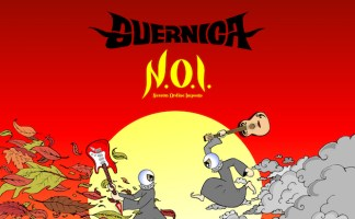 Guernica-N.O.I.-Nessun-Ordine-Imposto-copertina