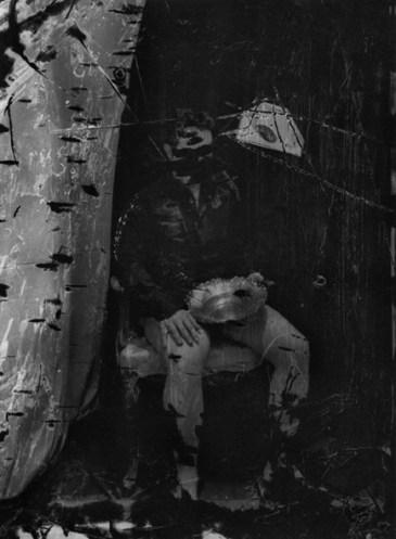 Ivan Piano, Overflights Darkness, 2016, stampa ai sali d'argento, 30x40 cm (ed. 3) courtesy galleria SR Contemporary Art (Berlino e Milano)