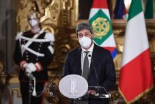 >>>ANSA/SUL GOVERNO NON C'È ACCORDO, FICO TORNA AL COLLE