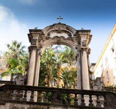 Complesso di San Gaudioso, Napoli