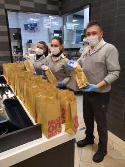 McDonald's_Sempre aperti a donare_Benevento_2