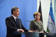 Mirziyoyev-Merkel photo_2