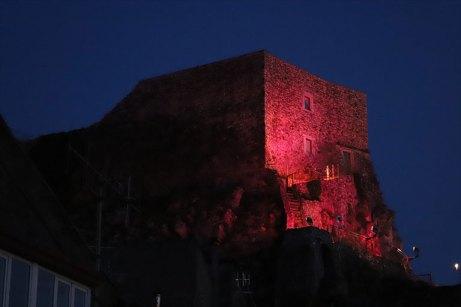 castello in rosa - 08_04_2021