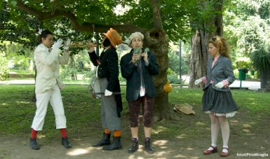 > A...come Alice (orto Botanico di Napoli 2009)