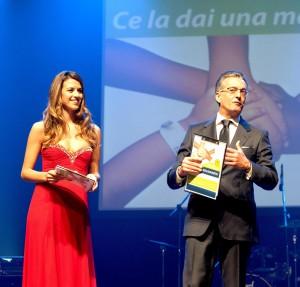 Veronica Maffei e Stefano Baragli