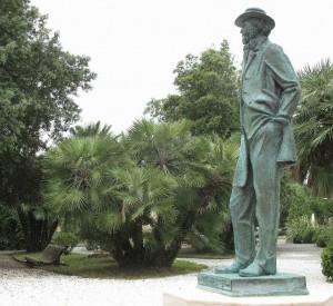 Monumento a Giuseppe Verdi, Montecatini Terme, 2015
