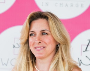 Carla Castro, fondatrice di Woman in Charge