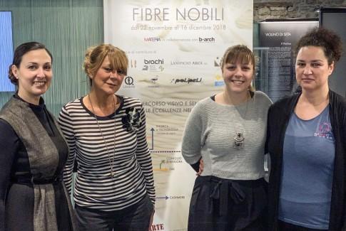 Elisa Fabbri Sabrina Bignami Alessia Matteini Allegra Ballati