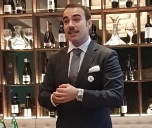 Gabriele Frongia, ideatore di Ego Circus