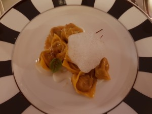 Il piatto preparato da Beatrice Segoni