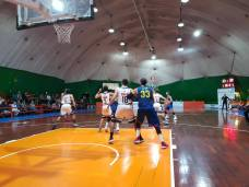 Tiber Basket Roma vs Virtus Arechi Salerno 5